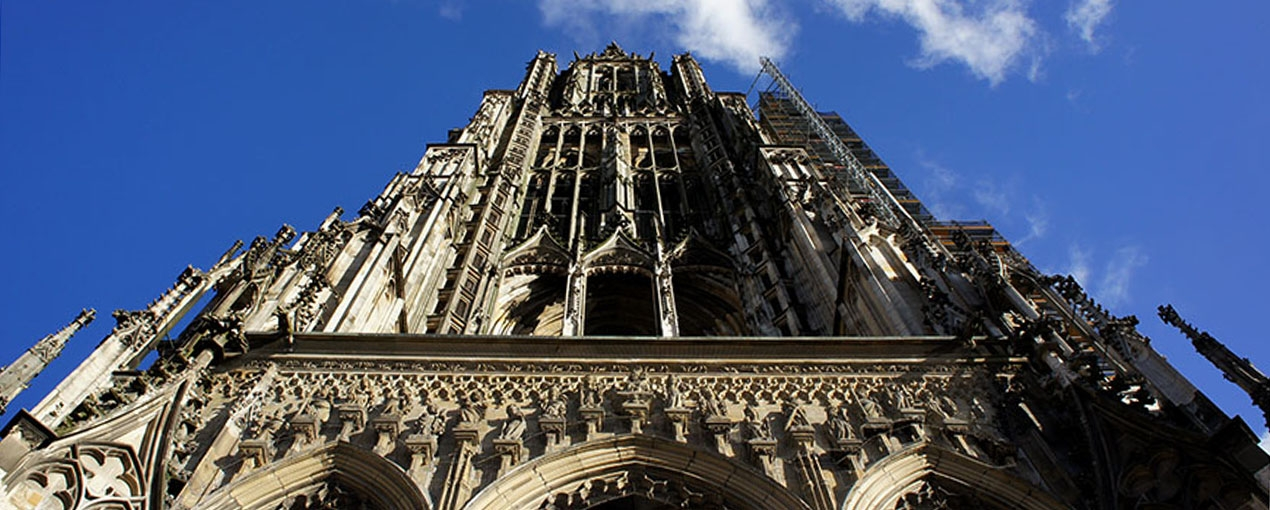 Boss Auf Dem Höchsten Kirchturm Der Welt Editmagazin