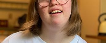 """""""Meine Behinderung macht mich perfekt."""""""