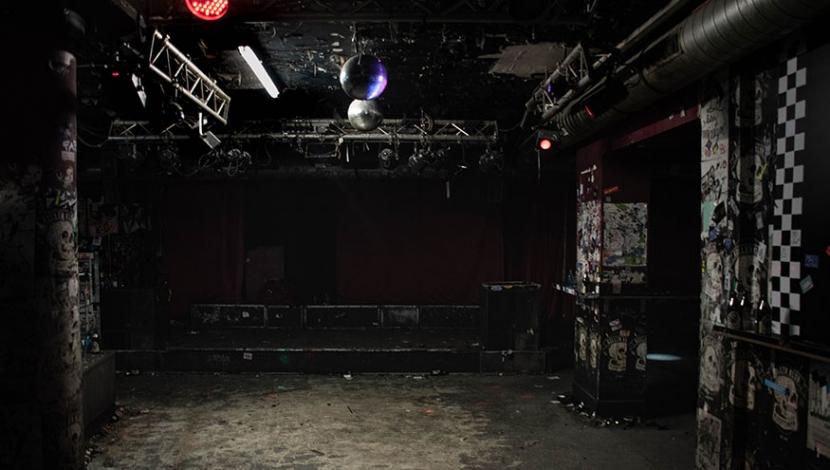 Der leere Keller Klub