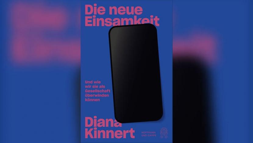 """Das Buchcover von """"die neue Einsamkeit""""."""