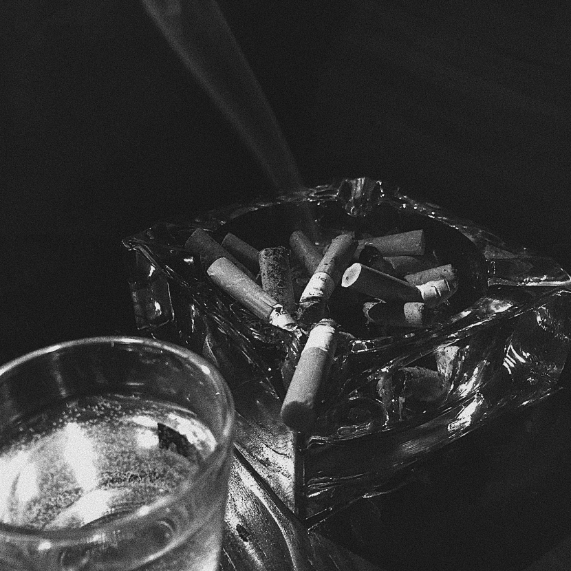 Bis zu 60 Zigaretten täglich rauchte Claus-Dieter