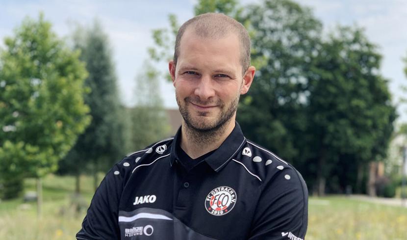 Porträt-Bild Fußballer Marco Küchler