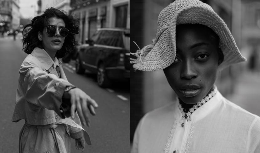 Fashion- und Portrait-Fotografien von Luca Fröhlingsdorf