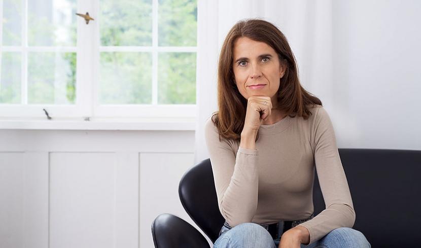 Die Paar-und Sexualtherapeutin Dr. med. Heike Melzer.