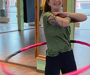 Hula-Hoop: Mehr als ein Hype?