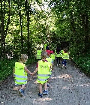 Mit Kindern raus ins Grüne