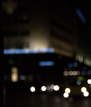 Nachtaktiv.