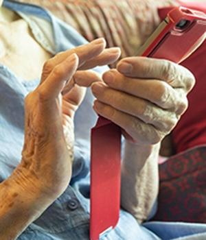 Über Omas, Smartphones und Enkel