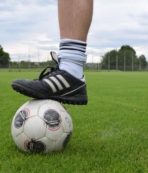 Fußballer mit Vorbildfunktion