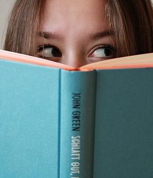 Ich lese, also bin ich