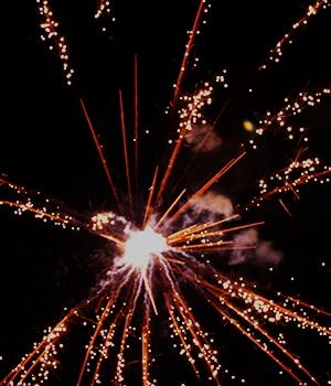 Feuerwerk – des Teufels Werk?