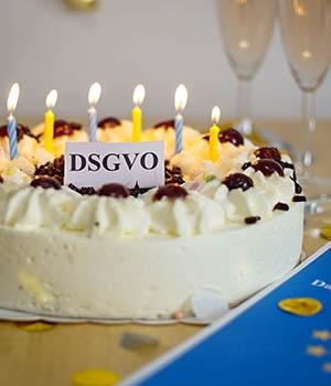 Drei Jahre DSGVO - Happy Birthday?