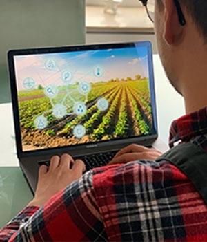 Landwirtschaft 4.0 - Farmen auf der Couch?