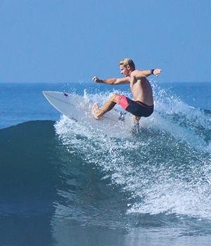 Wenn Surfweh dich leitet