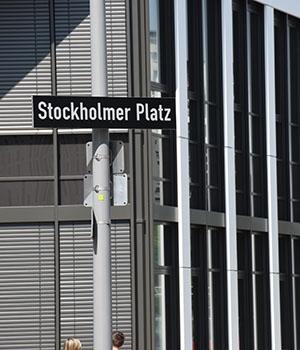 Europa steckt in Stuttgarts Straßen