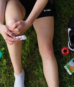 Wie Sport unsere Gelenke zerstört