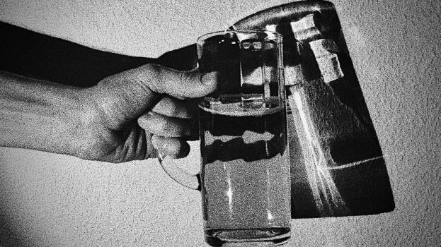 Ein Leben lang Alkoholiker