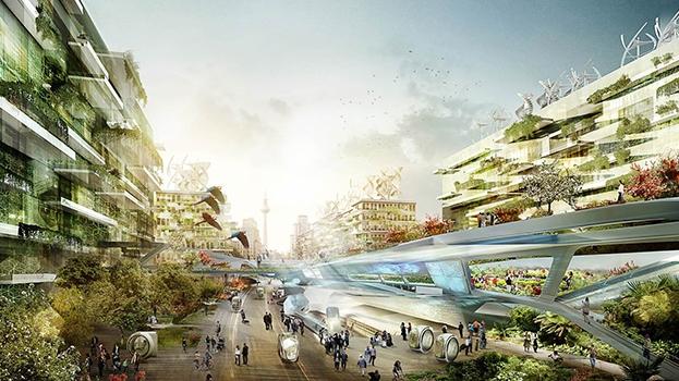 Stadt 4.0 - Grüner, vernetzter, lebenswerter