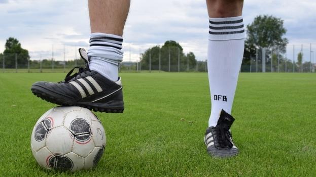 Fußballer mit Existenzängsten