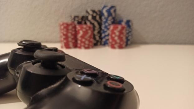 Glücksspiel ist ein Kinderspiel