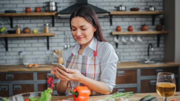 Die App für den Durchblick in der Küche