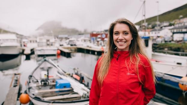 Frauen auf den Färöer-Inseln