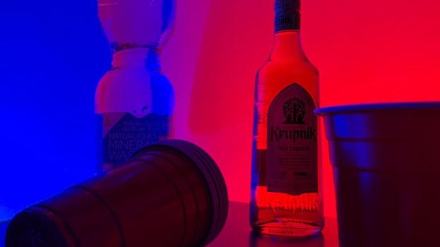 Man kann auch ohne Alkohol Spaß haben!