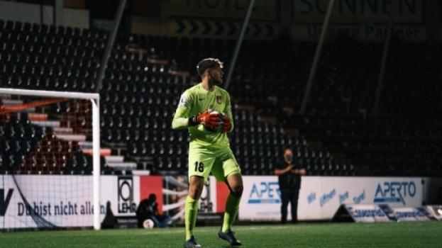 Vom Hobby zum Beruf: Jungfußballer David Nreca-Bisinger