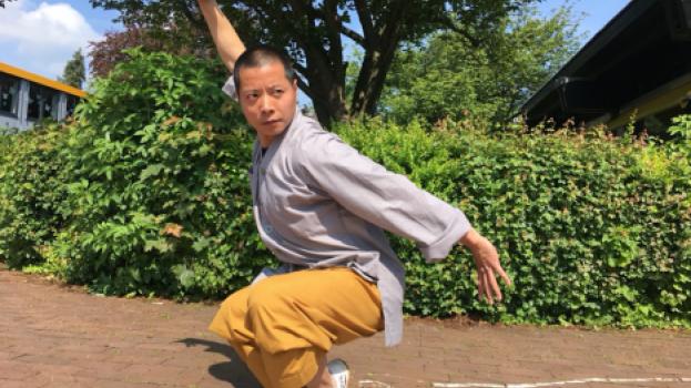 Der Shaolin von Schorndorf: Superheld in der schwäbischen Provinz